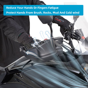 Image 2 - Motosiklet el koruması koruyucuları Handguards Honda NC700X NC750 X NC750X DCT NC750S NC 750X2012 2013 2014 2015 2016 2017