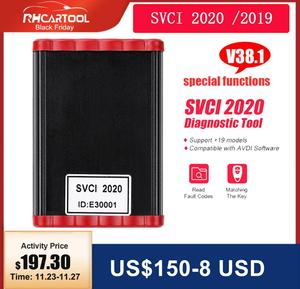 Auto Diagnostic Tool SVCI 2020 2019 New v38.1 Full Version (19 Software) SVCI ABRITES Diagnostic Scanner best 2018 2014