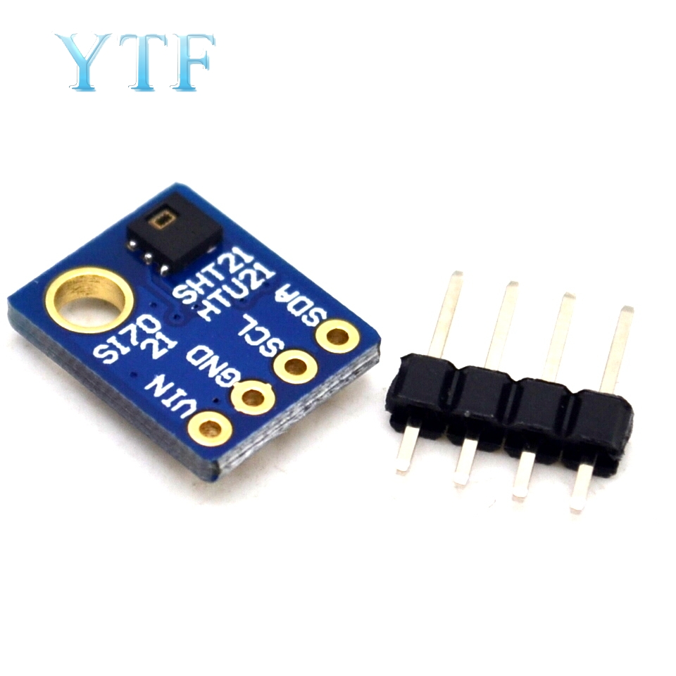 SHT21 Digital Humidity And Temperature Sensor Module Replace SHT11 SHT15 GY-21 HTU21D