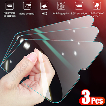 3Pcs Protective Glass For Redmi 8 8A 7 7A Film Screen Protector on the Xiaomi Redmi Note 9S 8T 8 7 9 Pro Max Tempered Glass 1