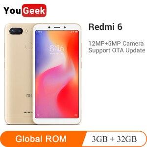 Global ROM Xiaomi Redmi 6 Mobi