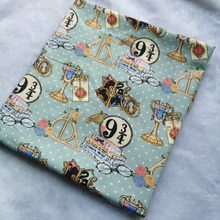 Pillow Sewing-Dress 100%Cotton Table-Cloth Fabric Patchwork-Cover Handmade-Material Cartoon-Pattern