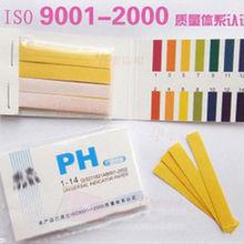 Женский гигиенический продукт 1-14 лакмусовый тест-бумага тестер мочи уход за здоровьем полезные 80 полосок PH метров Индикатор бумаги PH значение