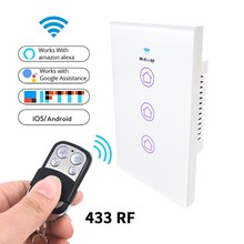 Wifi Light Switch Compatible…