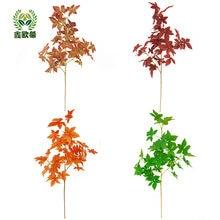 Xin ou grego modelo maple leaf jardim paisagismo casamento decorativo