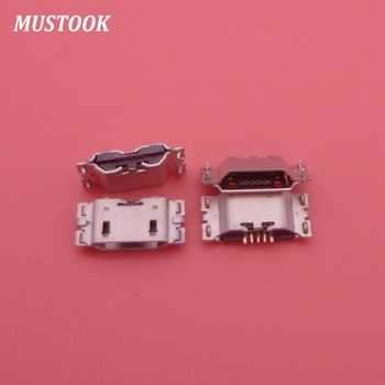 2pcs For Asus ZenFone Go TV ZB551KL X013D micro usb charge charging connector plug dock socket port image
