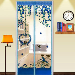 Screen-Protector Door-Curtain Mosquito-Encrypt Magnetic Mesh Anti-Insect New Summer Fly-Bug