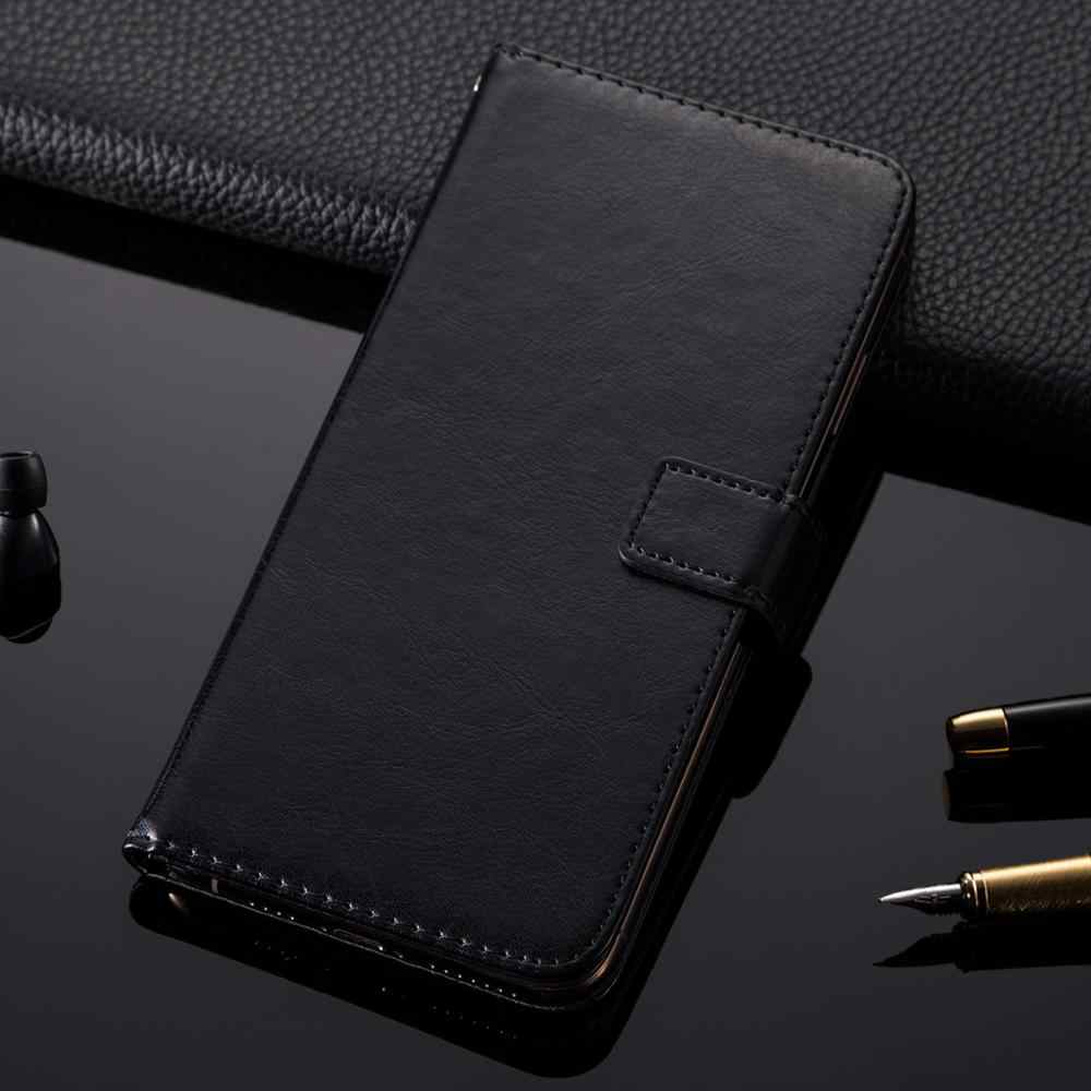 עבור Sony Xperia L4 יוקרה Flip ספר סגנון מקרה Sony Xperia פרו עור טלפון כיסוי עבור Sony Xperia 10 Xperia 1 השני ארנק מקרה