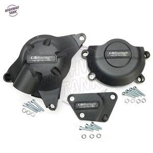 Image 1 - Motorfietsen Motorkap Protector Waterpomp Covers Case Voor Gb Racing Voor Yamaha YZF600 R6 2006 2016