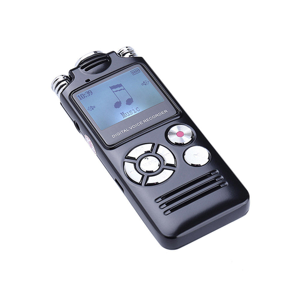 Digital Voice Recorder Pen Audio voice recorder Professional Dictaphone Portable HD Stereo Sound Noise Reduction WAV MP3 Player 4