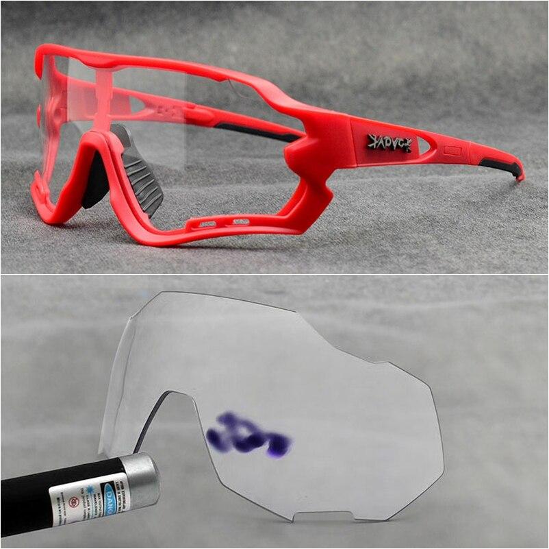 Cycling Sunglasses Men Women MTB Bicycle Bike eyewear goggles Photochromic Glasses Sunglasses UV400 polarized cycling glasses 12
