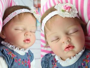 Lifelike Bebe Reborn Doll Cloth Body 22