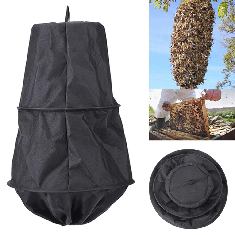 3-Layer Beekeepers Bee Catch Cage Swarm Trap Wild Recruit Garden Beekeeping Tool