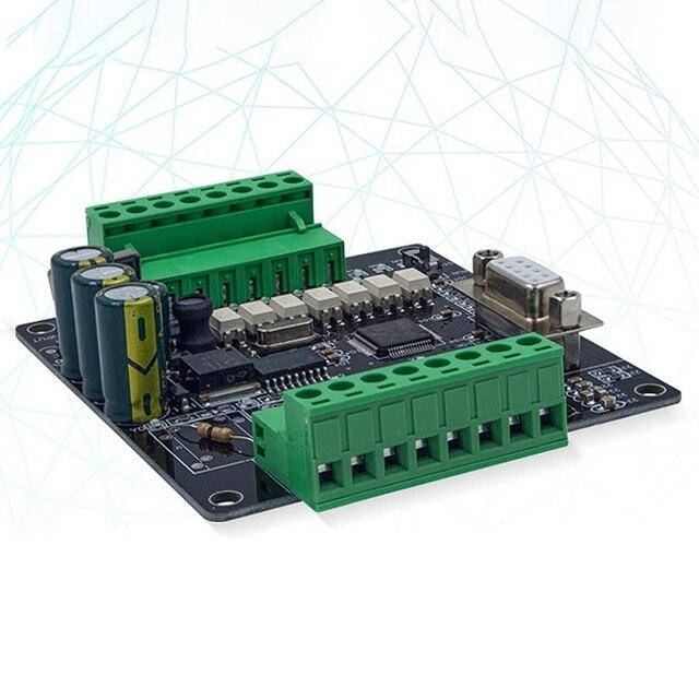 Module Programmable de contrôleur de FX1N-10MT de carte de commande industrielle de PLC