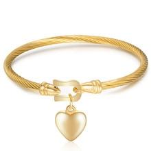 316L Titanium Heart Pendant…