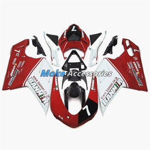 Мотоцикл Обтекатели комплект подходит для 848 1098 1198 2007