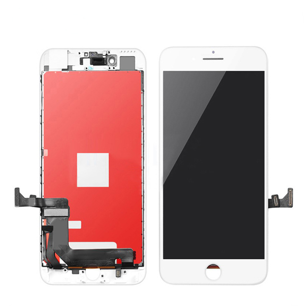Frame Durable Touch Protection Front Glass High Sensitivity Accessories Display Screen Digitizer Assembly LCD For IPhone 6s 6sp image