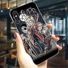 Buffy The Vampire Slayer Cho iPhone 6S Plus Hybrid Ốp Lưng Điện Thoại Iphone 7 8 Plus X XS Max XR 5 5S SE 6 Sau Có(China)