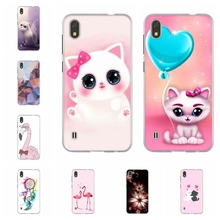 For ZTE Blade A530 Case Ultra-slim Soft TPU Silicone Cover Cute Patterned Bumper Shell