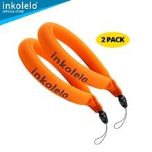 Inkolelo Waterproof Camera Float Strap Universal Floating Wrist Strap for Underwater GoPro Nikon Canon Fujifilm Olympus Mobile