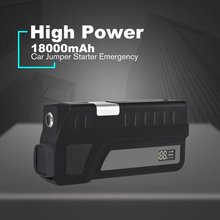 TC85 High Power Multi-Function Car Jumper Starter Emergency 12V Car Charger For Battery Booster Buster Auto Starting Device цены