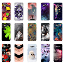 Silicone TPU For Samsung Grand Prime G530 G530H G531 G531H G531F SM-G531F Case Cute Soft For Samsung Galaxy Grand Prime Cover(China)