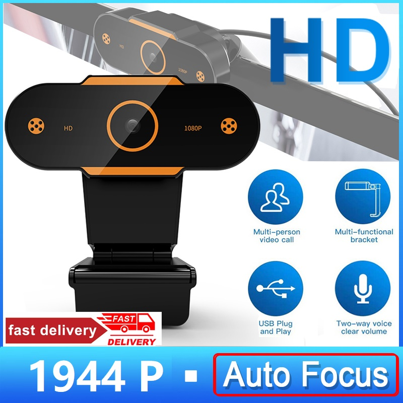 Auto Focus 1944P HD Webcam 1080P web camera With Microphone smart Webcams for Live Broadcast Video Calling Home Conference Work|Webcams| - AliExpress