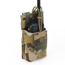 Wosport Molle hunting Sack Tactical Bag Airsoft Talkie Walkie -talkie For Military Cs Paintball Fighters In Open Air Accessories