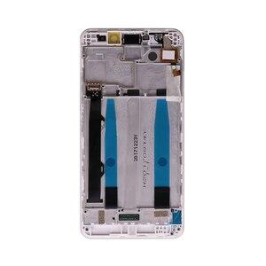 "Image 4 - 5 ""레노버 K6 파워 LCD 디스플레이 터치 스크린 디지타이저 어셈블리 프레임 K33a42 k33a48 레노버 K6 스크린 무료 배송"