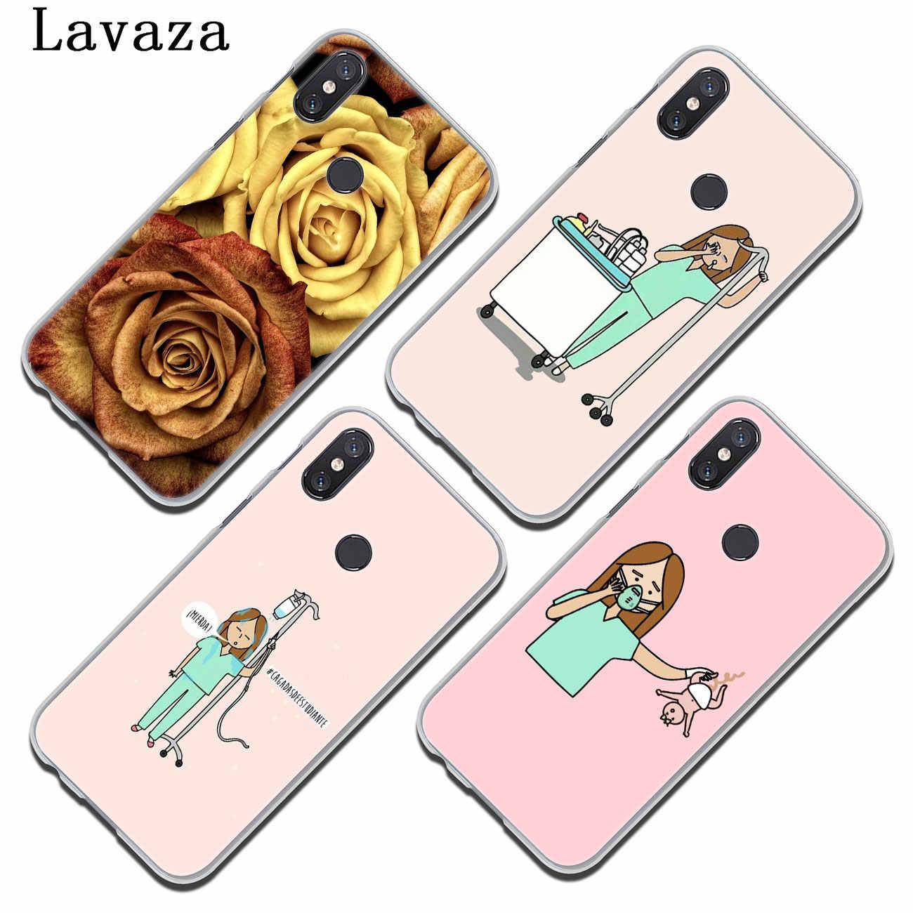 Lavaza Del Fumetto Medico Infermiere di Modo Caldo Divertimento Dinamico Dura Del Telefono per il Caso di Xiaomi Redmi K20 8A 7A 5A 6A Nota 8 7 5 6 Pro 4 4X