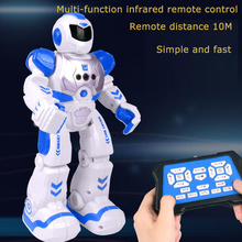 Touch Control Intelligent Robot Gesture Control Induction Pr