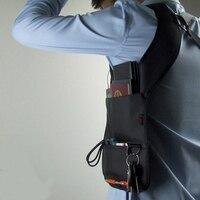 Противоугонный секретный агент сумка скрытое предплечье плечо сумка кошелек подмышка Чехол для мужчин секретный агент сервис сумка