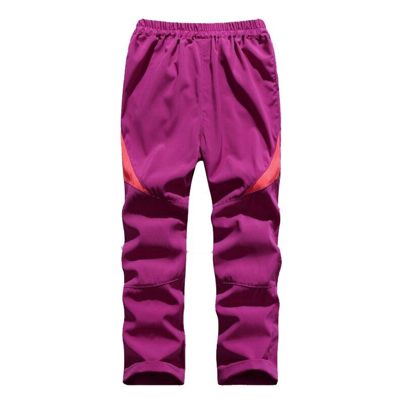 TRVLWEGO Походные штаны для путешествий летние детские лоскутные брюки детские спортивные быстросохнущие уличные штаны с защитой от ультрафио...