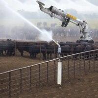 H302 الزراعية بندقية رذاذ الفحم ساحة جهاز إزالة الغبار مسدس مطر الأراضي الزراعية الري الانحلال الرش مزرعة الري فوهة