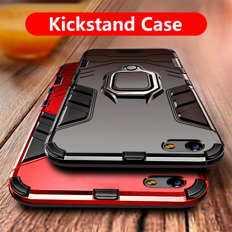 NORTHFIRE Armor <font><b>Case</b></font> For Redmi <font><b>5</b></font> Plus/Note4/<font><b>5</b></font>/6/6Pro/7 Magnetic Holder <font><b>Case</b></font> For <font><b>Xiaomi</b></font> Redmi MI Mix 2S/8 Lite/MAX 3 Coque Funda image