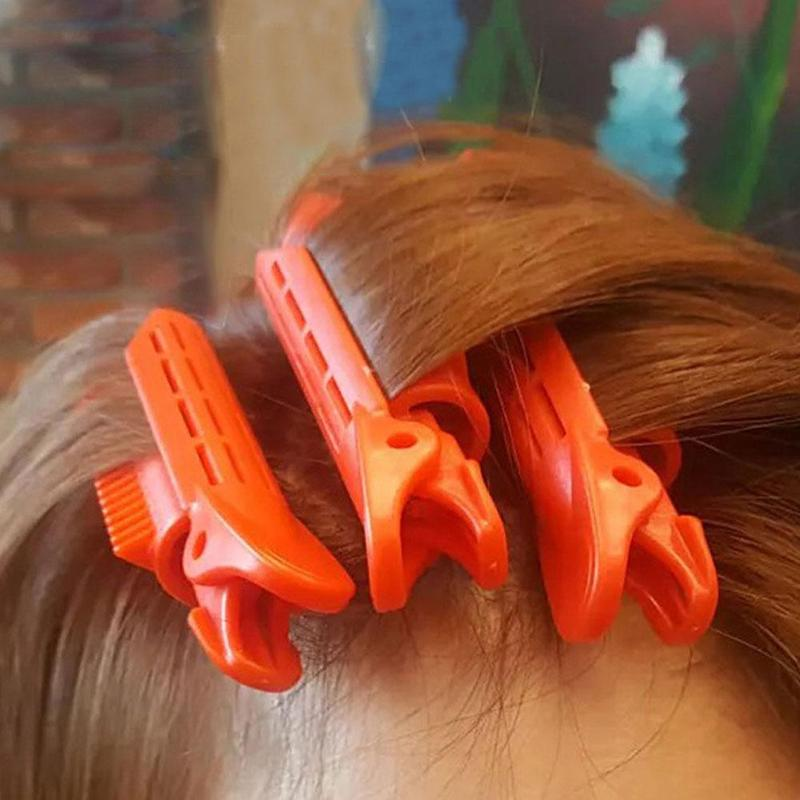 Magic Hair Care Rollers For Hair Roots Natural Fluffy Hair Clip Sleeping No Heat Plastic Hair Curler Twist Hair Styling Diy Tool