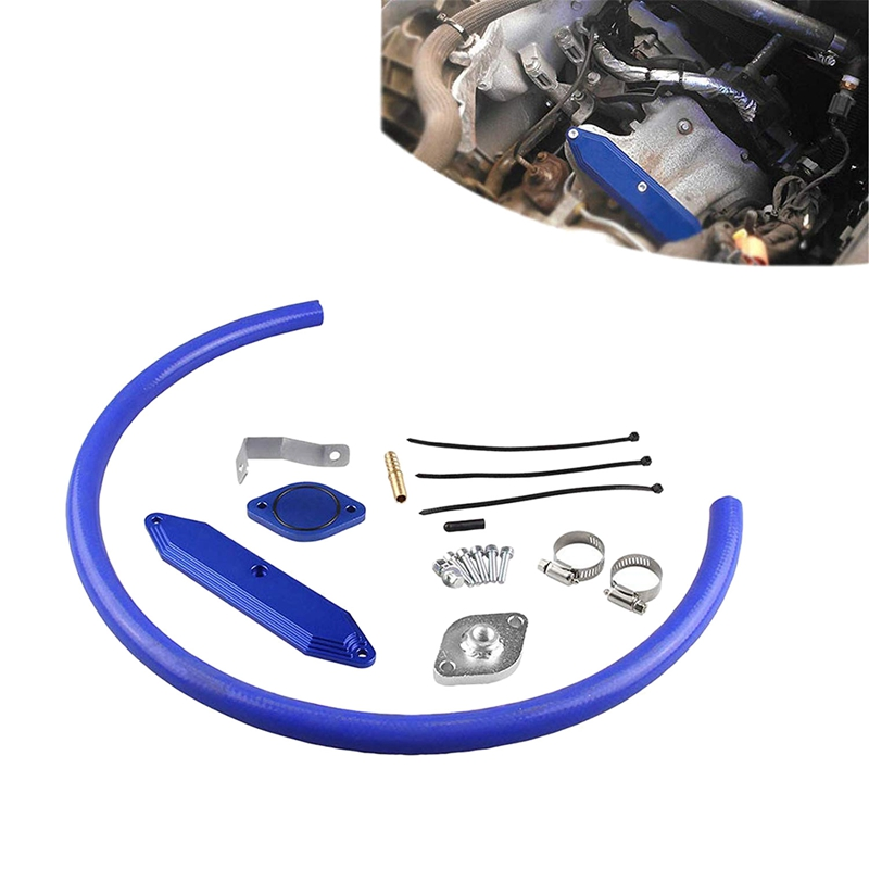Auto Exhaust Gas Recirculation Pipe Fittings Disposal Cycle Set for Ford|  - title=