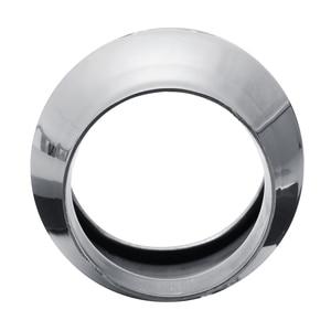 Image 5 - Silenciador de escape, 2 peças, carro, 63mm 101mm, tubo de escape, parede única, tubo de escapamento automático, aço inoxidável