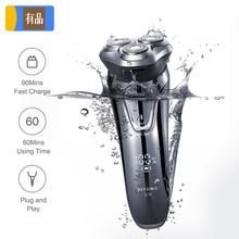 Soocas ES3 電気シェーバーかみそりpinjing mijiaシェービング機ledデジタルディスプレイ充電式 3D xiaomiによるひげの男性 5