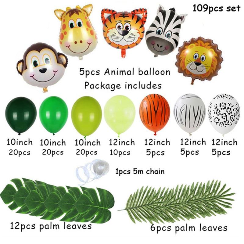 109pcs-Palm-Leaf-Animal-Balloons-Garland-Arch-Kit-Jungle-Safari-Party-Supplies-Favors-Kids-Birthday-Party.jpg_640x640