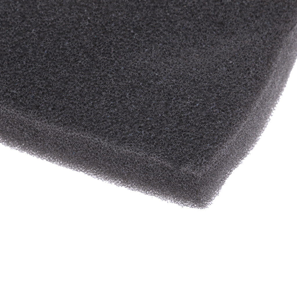 Universal Air Filter Dust Cleaner Foam Sheet For Yamaha PW80 Motorcycle ATV