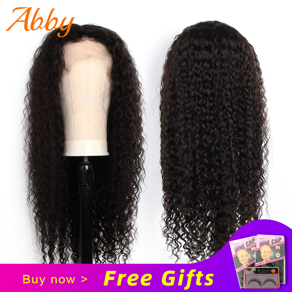 Mongolian 250% Density Wigs  Water Wave HD Transparent Lace Front Human Hair Wigs For Black Women 13X4 Lace Frontal Hair Wigs