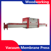 Woodworking automatic vacuum pressing…