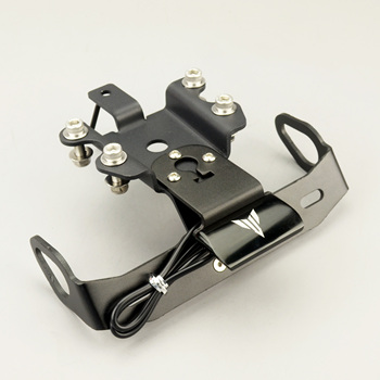 License Plate Holder LED Light For YAMAHA MT07 FZ07 MT-07 FZ-07 2014 15 16 17 2018 Motorcycle Tail Tidy Fender Eliminator