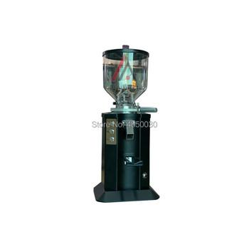 Mały ekspres do kawy młynek do kawy miller frezarka do użytku domowego tanie i dobre opinie Always Here 700B Szlifierek zadziorów (płaskie koła) Aluminium Elektryczne 350w coffee grinder 74mm 1 5L 1450 220v 50hz single phase