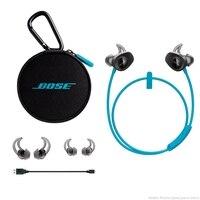 Auricolari Bluetooth Wireless Bose SoundSport originali auricolari sportivi cuffie impermeabili cuffie resistenti al sudore con microfono