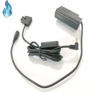 Image 3 - D tap 9 v cabo + dcc16 DMW BLJ31 manequim bateria para panasonic lumix s1 s1m s1r s1rm s1h lumix s1 série câmeras digitais