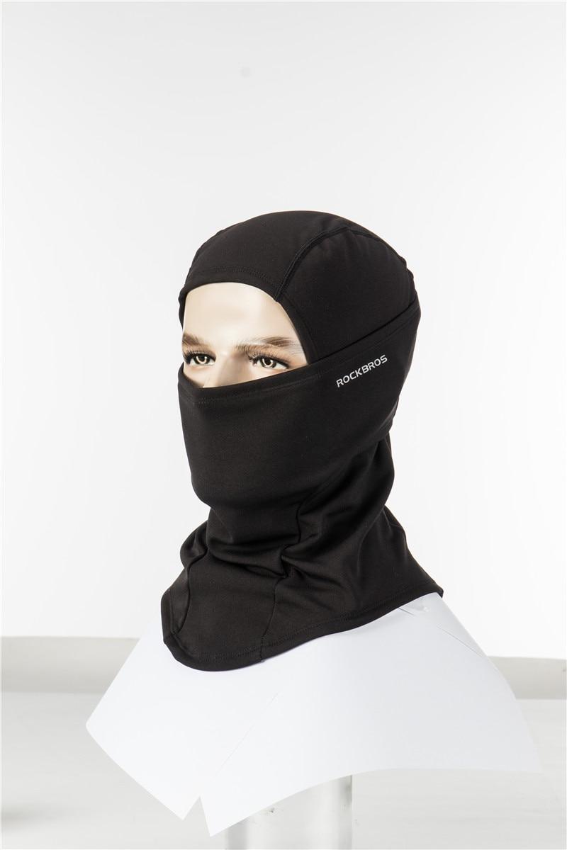 H57c8b3621da043f1acd8abbb69f865d9M - Winter Ski Mask Cycling Skiing Running Sport Training Face Mask Balaclava Windproof Soft Keep Warm Half Face Mask