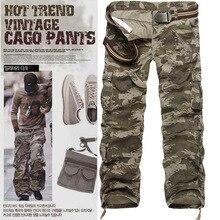 MIXCUBIC, тактические штаны, свободные, много карманов, стирка, хлопок, армейские штаны, камуфляж, брюки карго, мужские, плюс, большой размер, 28-40