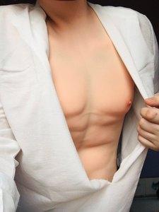 Image 5 - シリコーン人工偽の胸の男偽筋肉塊衣装ハロウィン人工シミュレーションコスプレパーティードレスパーティー